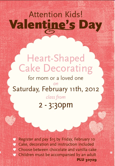Cake Decorating Classes Raleigh Nc : Whole Foods Market - Liz Walters.