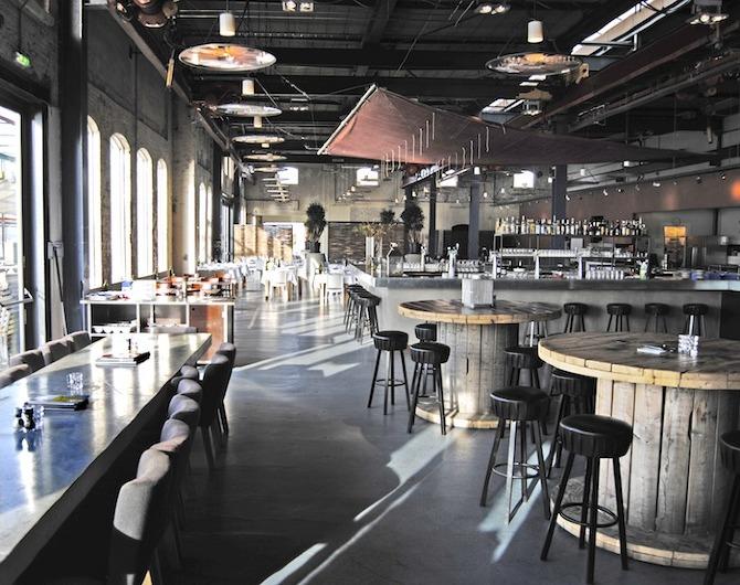 Restaurant Stork, CUBE Architecten, architecture, interiors, design, thisispaper, magazine, travel