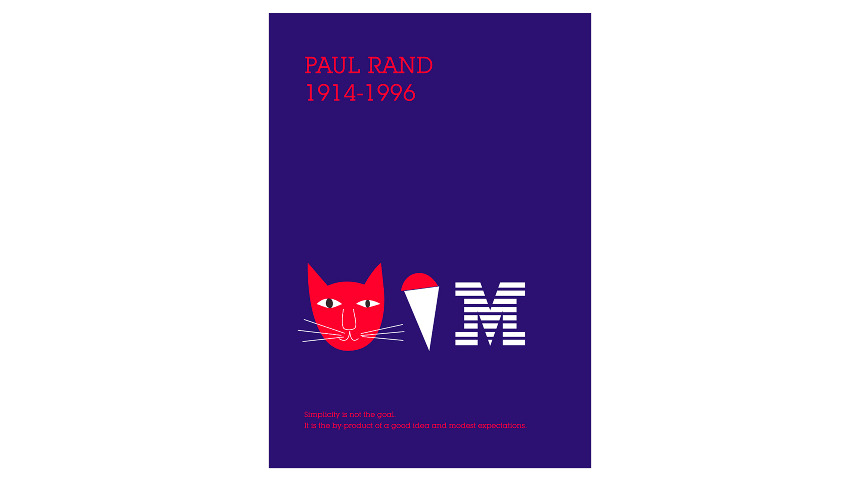 Tribute to Paul Rand